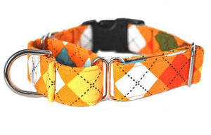 Buckle Martingale Collar - You Pick the Fabric - Collars by Design