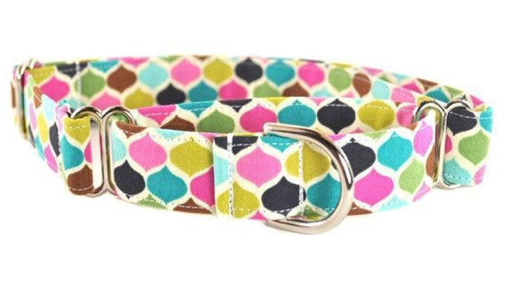 Martingale Collar - You Pick the Fabric - Collars by Design