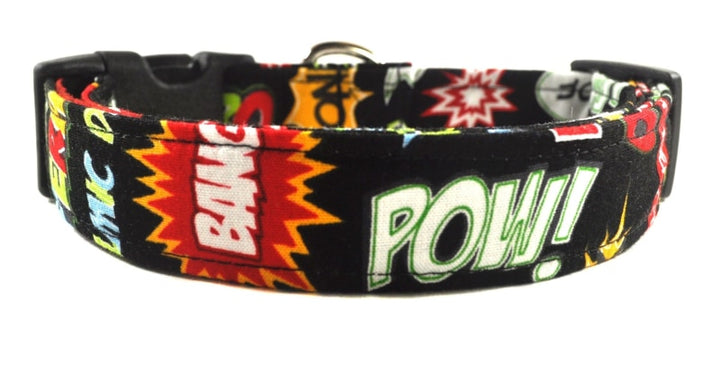 Pow! Dog Collar - Collars by Design