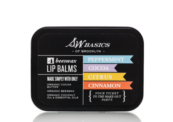 SW Basics Lip Balm Kit