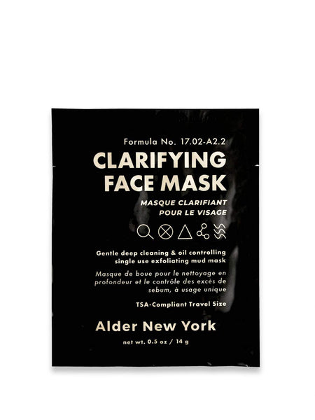 This deep cleaning mud mask exfoliates and refreshes skin for a softer, clearer complexion. Activated charcoal and bentonite clay detox skin of impurities. Willow bark and rosemary extract reduce inflammation and fight free radicals. Oil controlling zinc oxide and sulfur mud calm skin.