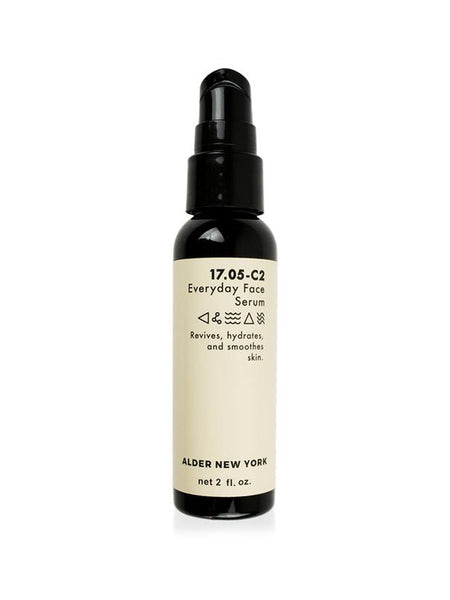 Enrich your skin with a potent dose of actives with this Everyday Face Serum. This fast absorbing skin booster includes salicin rich willow bark and rosemary extract to balance oil and reduce inflammation. Vitamin B3 works to additionally reduce inflammation and control redness to balance and even skin tone. Hyaluronic acid plumps and fills in any fine lines and wrinkles by attracting moisture to your skin.  Made in USA.