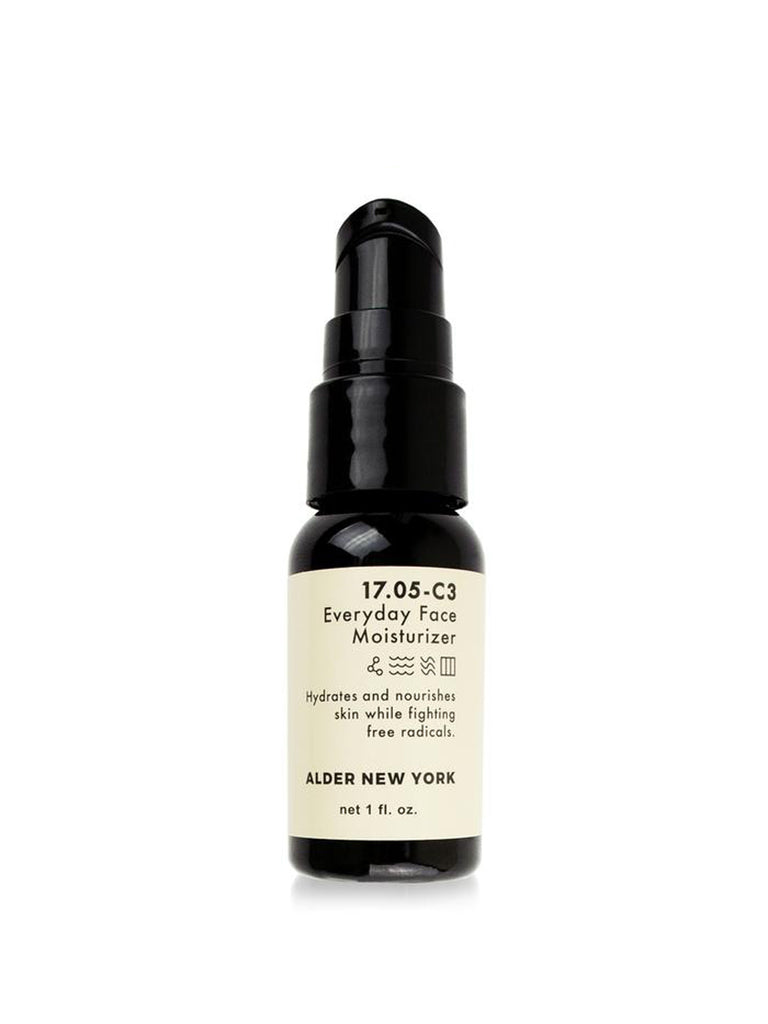 Hydrate and protect your skin from daily pollutants wherever you are with our TSA compliant Everyday Face Moisturizer Travel Size. This lightweight, noncomedogenic moisturizer is formulated with free radical fighting vitamin C, skin plumping hyaluronic acid, and conditioning aloe vera, oatmeal extract, and sunflower oil to firm, soften, and hydrate skin.