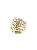 Layered Stack Ring