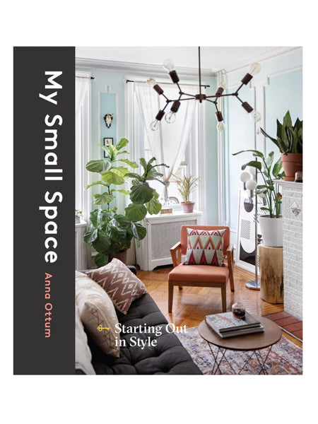 My Small Space is the ultimate guide to moving out on your own--whether that's in a campus dorm, an apartment with four of your friends, a two-bedroom with your buddy, or your very own studio. With photography of all kinds of spaces, smart design tips, interviews with renters, and more, this book proves that size doesn't matter when you have great style.