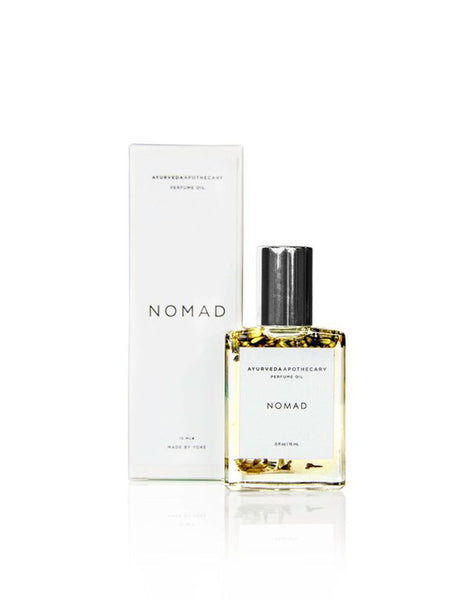 A robust fragrance, Nomad is crafted for the risk taker, and the adventurer, unafraid of roaming the globe -- following intuition -- wherever it may lead.
