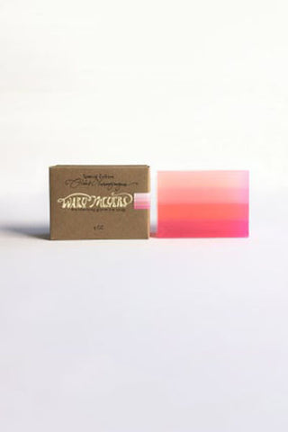 Pink Champagne Glycerine Soap