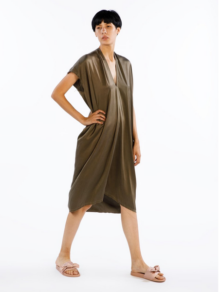 Ed. VIII Everyday Dress Silk Charmeuse