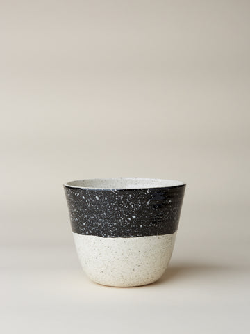 Black Speckled Planter