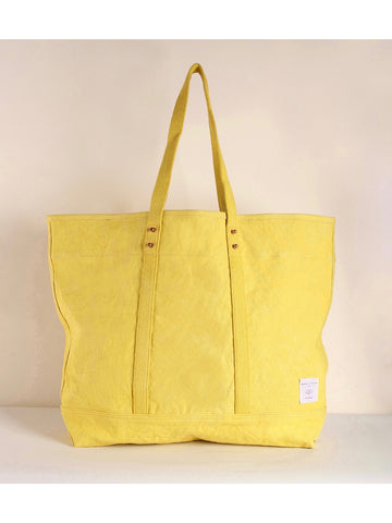 East West Tote Sun Yellow