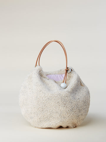 Circle Tote Fleece