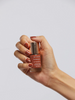 Inspired by the naturally dyed colorways that tint their apparel collection, Miranda Bennett Studio Nail Lacquer is a 7-Free formula of easy to apply, richly pigmented colors that are made in the USA. 10ml / .34 oz. Made in the USA.  7-Free Formula, made without  Formaldehyde, Dibutylphthalate (DBP), Toluene, Formaldehyde Resin, and Camphor
