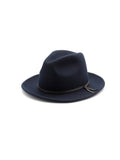 Luke Fedora Navy