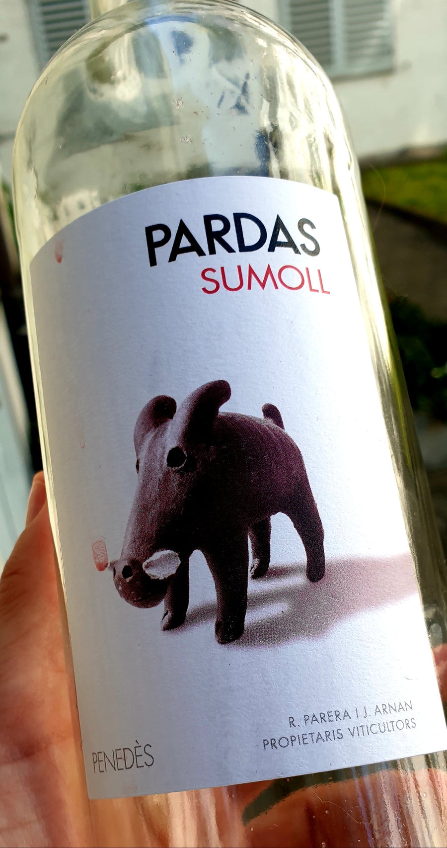 Celler Pardas - Rosat de Sumoll - Vinatur Natural Wines