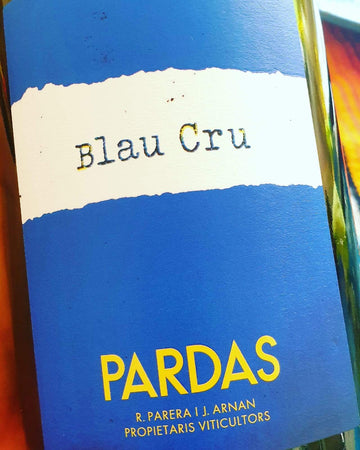 Celler Pardas - Blau Cru - Vinatur Natural Wines