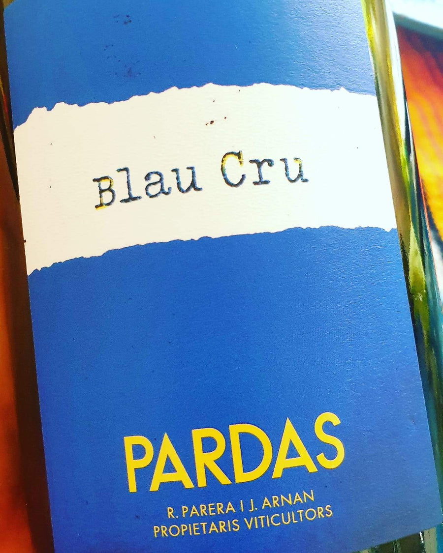 Celler Pardas - Blau Cru - Vinatur! Natural Wines