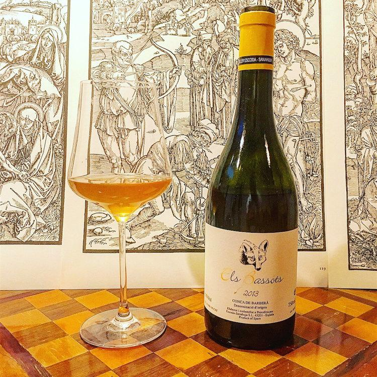 Escoda Sanahuja - Els Bassots - Vinatur Natural Wines