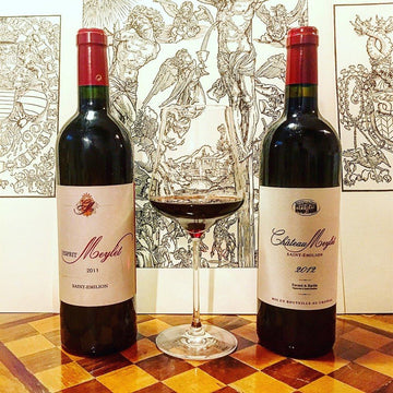 Chateau Meylet Saint - Emilion Grand Cru - Vinatur Natural Wines