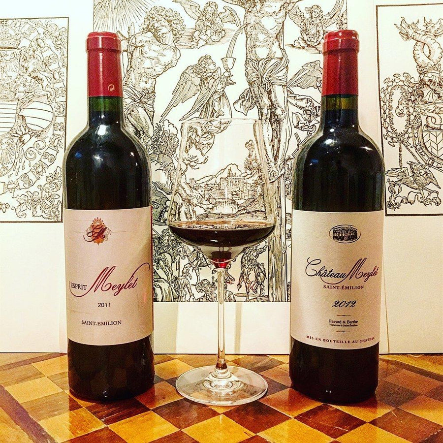 Chateau Meylet Saint - Emilion Grand Cru - Vinatur! Natural Wines