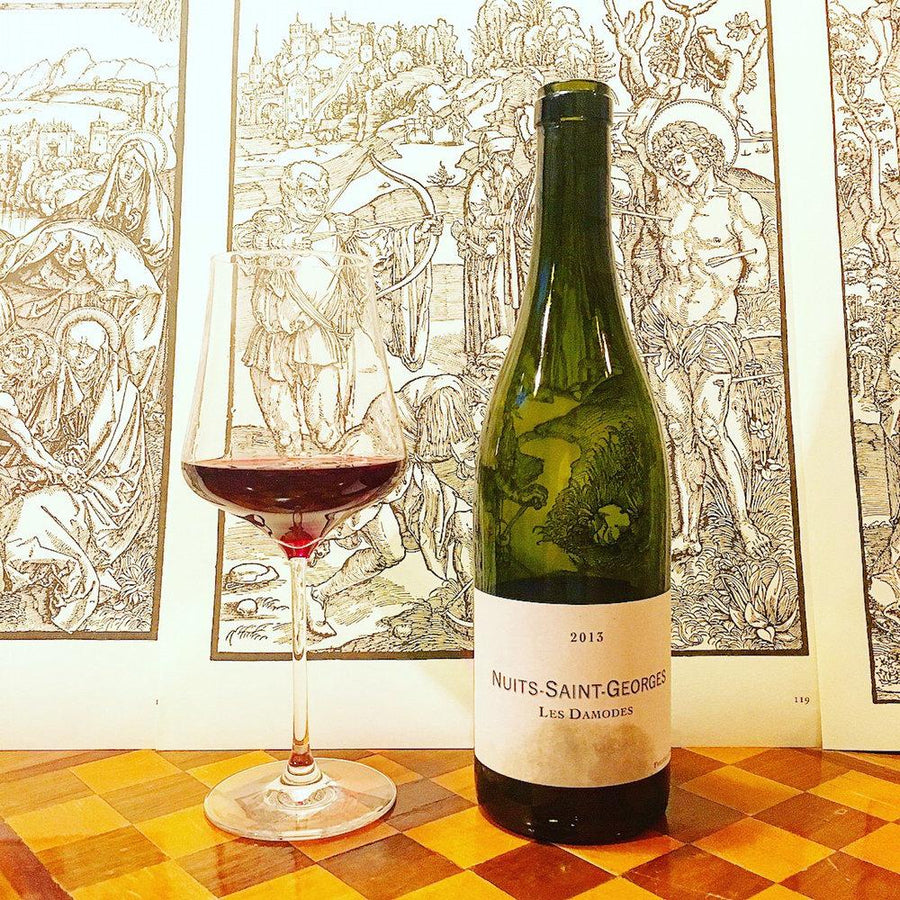 Frederic Cossard - Nuits Saint Georges Les Damodes - Vinatur Natural Wines