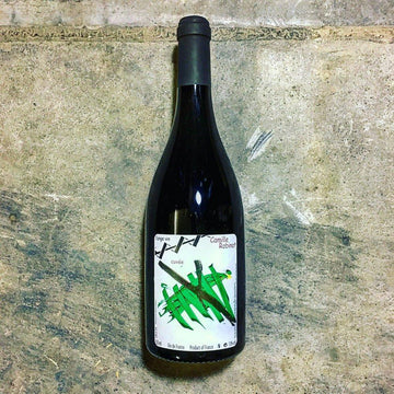 Jean-Pierre Robinot - Camille Robinot - Vinatur Natural Wines