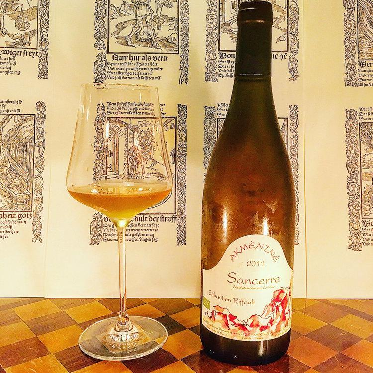 Sébastien Riffault - Akmeniné - Vinatur Natural Wines