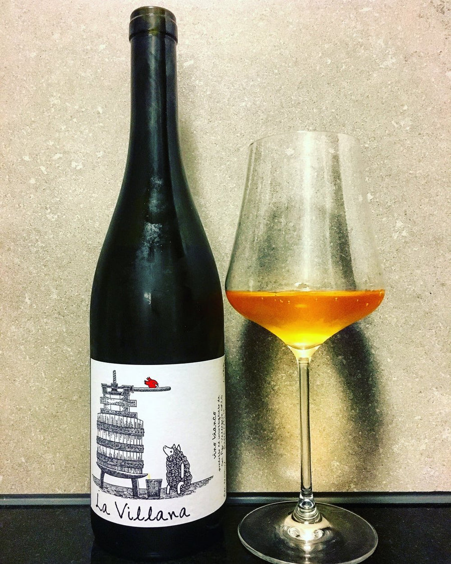 La Villana - Bianco - Vinatur Natural Wines