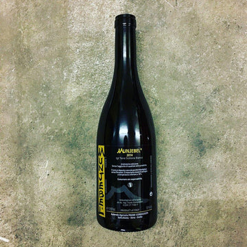 Frank Cornelissen - Munjebel Bianco - Vinatur Natural Wines