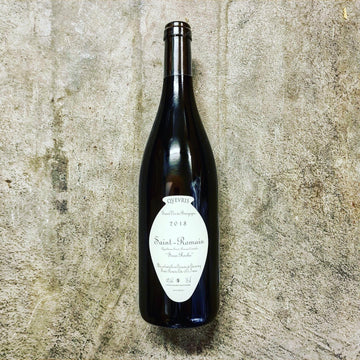 Domaine de Chassorney - Saint Romain rouge Sous Roches QVEVRIS - Vinatur Natural Wines