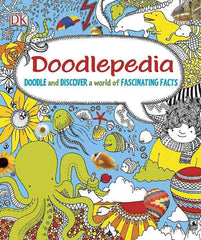 Doodlepedia - Doodle and Discover a World of Fascinating Facts