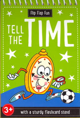 Flip Flap Fun: Tell The Time