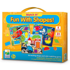 Match It! Fun with Shapes