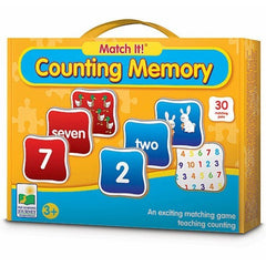 Match It! Counting Memory