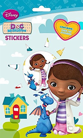 700 Stickers: Doc McStuffins
