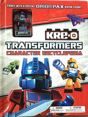 Transformers: Kre-O Character Encyclopedia
