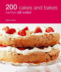 200 Cakes and Bakes (Hamlyn All Color)