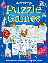 Brain Candy: Puzzle Games