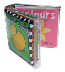 Bright Baby First Book Pack: Fluffy Chicks and Colours