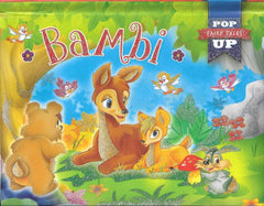 Pop Up Fairy Tales: Bambi