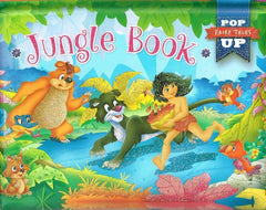 Pop Up Fairy Tales: Jungle Book
