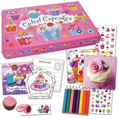 Cutest Cupcake Stationery Box