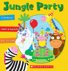 Alex Little Hands: Jungle Party