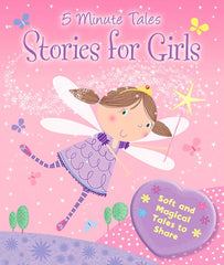 5 Minute Tales: Stories For Girls