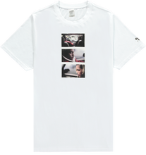 Load image into Gallery viewer, MOTHERLAN AWAKE BELLY TEE WHITE