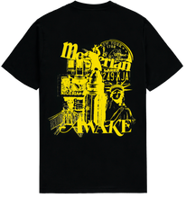 Load image into Gallery viewer, MOTHERLAN AWAKE TEE YELLOW