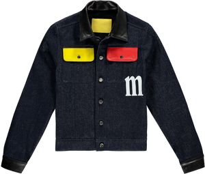 MOTHERLAN DENIM JACKET