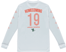Load image into Gallery viewer, NIKE HOMECOMING L/S JERSEY WHITE