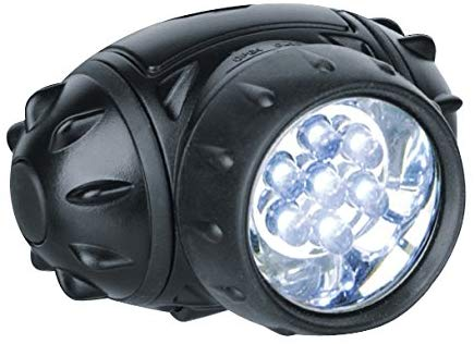 Lampe frontale 7 led