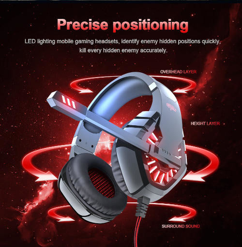 Casque gaming ovilengGt96