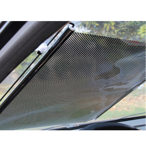 Rideau couverture de pare-brise- protection UV